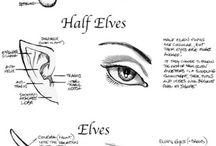 Drawing ears