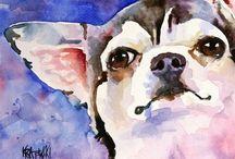 Hond Kunst