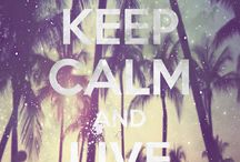 KEEP CALM / KEEP CALM QUOTES