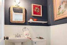 Guest bathroom / by Kareen Trefry