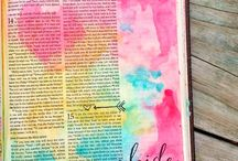 Bible Art Inspiration