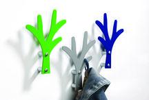 COAT HOOKS / Design coat hooks made in Painted steel #appendiabiti, #appendiabito, #appendini, #appendino, #ganci, #gancini, #clothes-hangers, #coat-hanger, #coat-rack, #hall-stand, #hooks, #grapple, #hook, #coat-hook