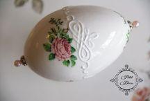 reliefne vajíčka