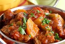Recipes for the slow cooker