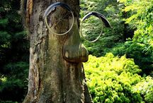 Tree stumps ideas