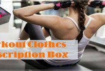 workout clothes subscription