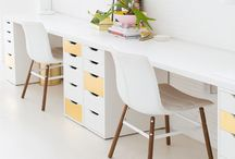 Desks ideas to do