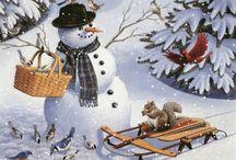 Winter Season and Holidays