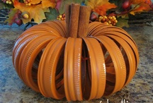 Fall crafts and decor / by Janis Cannon