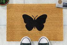 Animal Doormat Collection