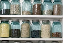 storing food / by Paige McQueen Eavenson