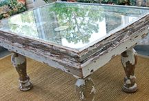 coffee tables / by Janell Bingham