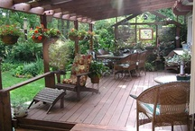 Outdoor spaces / Decks etc