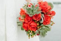 Buquês de Noiva Vermelhos