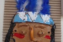 la tribù degli indiani