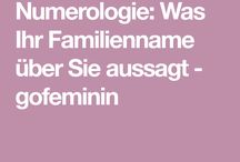 familienname