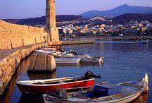 Rethymno - Crete  / Where I went on holiday...