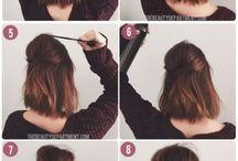 must-do up-do / by Chaney Rose