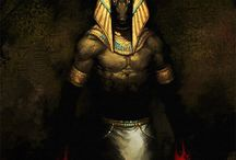 Myth / Mitologia Egipska Rzymska Grecka Irlandzka Polska vikings.... etc