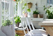 Kasvihuone/kesähuone