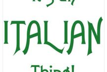Yep, I'm Italian!:)