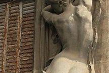 Architektonické sochárstvo