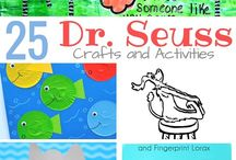 Dr Seuss birthday March 2nd