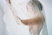 wedding veils / choosing the right veil