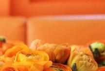 Színek - narancs