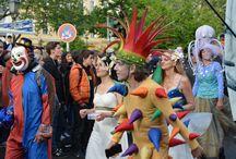 Karneval der Kulturen in Berlin / Karneval der Kulturen in Berlin