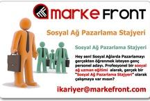 MarkeFront - Kariyer