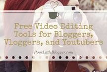 Free stuff for web and video