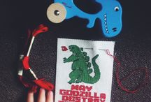 My Awesome Crossstich Work / My cross stitch work.