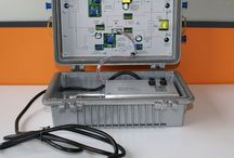 4-way optic node,4-way output CATV optical receiver