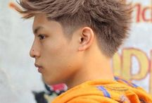 ショートの髪型