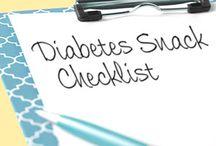 Diabetic recipes / by Beverley Snowdon