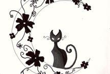 Tattoo Designs / by Noc NocturnalLady