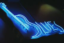 "Blues Music / All about the Blues...all sub-genres of Blues.  What more can I say.  It's anything ""Blues."" / by Marc LeVine"