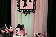Barbie Silhoutte party / by Craftstruck Paper craft and Party styling studio