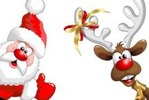 Santa Claus Gif & Clipart