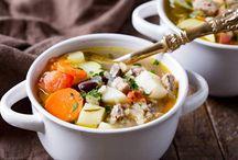 Soups / The best soup recipes