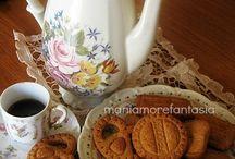 biscottini/torte senza burro o olio