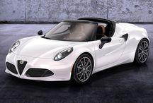 Alfa Romeo / Luxury car