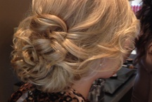 prom updo / by Shelby Haight
