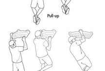 klatre trening