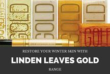 Restore Your Winter Skin With Linden Leaves Gold Range / We have stocked up our online store with the newest offering from Linden Leaves – The Gold Range.  Staying true to the philosophy of Linden Leaves, all products are made with care and attention to detail and offer you the experience of nature's most luxurious ingredients.