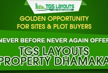 Plots for sale in Bangalore / TGS Layouts is your solution for every residential needs of plots, sites and land in Bangalore. This property portal brings you the best and affordable plots for sale in Bangalore. Anyone looking for residential land layouts within their budget   with all basic amenities then here you can find one for you.