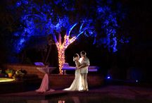 Wedding Lighting Inspiration / Wedding lighting ideas to enhance any wedding reception and put the fun element into your big day.