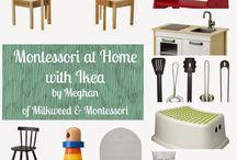 IKEA ala MONTESSORI