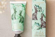 Love Beauty Packaging Design.
